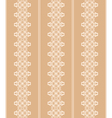 Seamless background pale beige vector image vector image