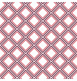 diamond shape pattern background vector image vector image