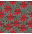 Halloween Blood vector image