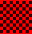 seamless tile tile chessboard pattern vector image