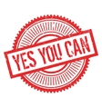 Yes you can stamp vector image vector image