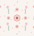floral 0001 vector image vector image