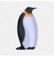 penguin icon cartoon style vector image vector image