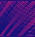 purple blue squares pattern abstract background vector image vector image