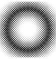 Retro halftone diagonal square background pattern
