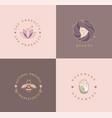 spa productsbeautynatural foodhandmade-logos