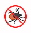 the protection against mites vector image