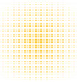abstract halftone dot pattern background design vector image