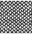 hand drawn monochrome cell seamless pattern vector image