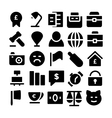 Trade Icons 3 vector image vector image