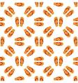 flip flops seamless vector image vector image