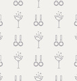 Gymnastics Pattern vector image