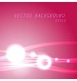 Shine Waves Background vector image