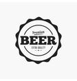 Sweet Beer Label vector image vector image