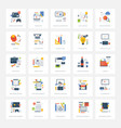 this is creative and detailed ui ux vector image vector image