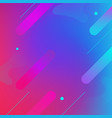 abstract blue geometric background eps10 vector image vector image