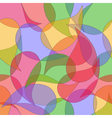 Abstract transparent background vector image