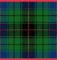 clan davidson scottish tartan plaid seamless patte vector image vector image