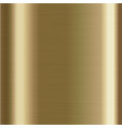 realistic gold foil texture vector image