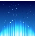 Space Light Background vector image