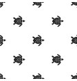 turtle seamless vector image