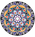 Mandala decoration isolated design element vector image vector image