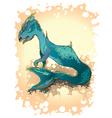 dragon1 vector image vector image