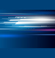 abstract speed motion background vector image vector image