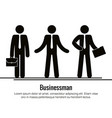 group of business people teamwork vector image