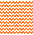 halloween chevron seamless pattern vector image vector image
