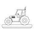 Farm tractor vehicle