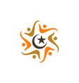 muslim community success vector image vector image