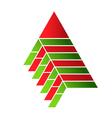 Pyramid food assembly Logo