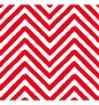 Red Chevron Seamless Pattern vector image vector image