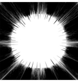Explode Flash Cartoon Explosion Star Burst vector image vector image