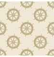 Helm vintage pattern sea naval background symbol vector image vector image