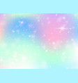 holographic background vector image vector image