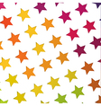 stars colorful background vector image vector image