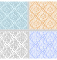 Summer seamless ethnic pattern vector image vector image