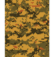 variant1 camo tileable vector image