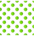 Bowling ball pattern cartoon style vector image