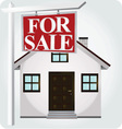 for sale icon vector image vector image