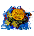 halloween day vector image vector image