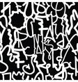 Graffiti Background Pattern vector image