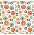 seamless floral pattern for use as printing vector image