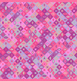 geometrical mosaic pattern background - abstract vector image vector image