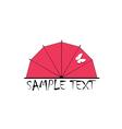 Japan logo vector image