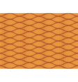 Abstract wavy pattern vector image vector image
