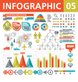 Infographic Elements 05 vector image