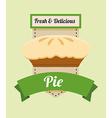 Bakery design vector image